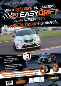 RACE TRACK DAY EASYDRIFT SPAIN @ Circuito Calafat