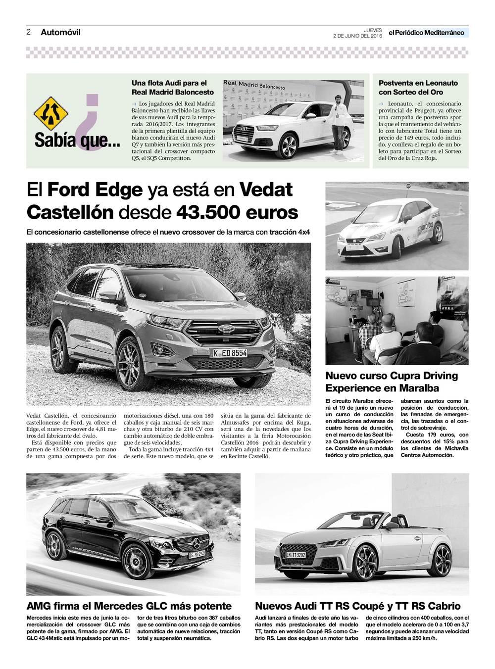 Prensa - Maralba Circuit Experience